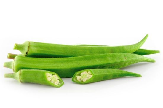 The health benefits of okra include its ability to lower total cholesterol levels, improve digestive health, improve vision, boost skin health, protect infant health, prevent certain cancers, strengthen bones, improve cardiovascular health, aid the immune system, lower blood pressure, and protect heart health.