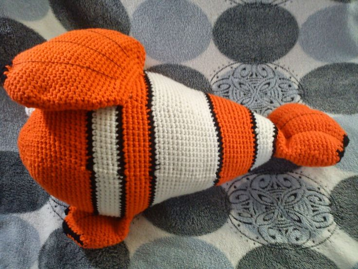 Amigurumi Sailor Octopus Pattern Free : 17 Best images about Interests - Nemo & Dory on Pinterest ...