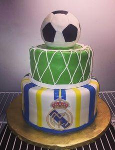 Best Fondant Cakes Images On Pinterest Fondant Cakes Anna - Real birthday cake images