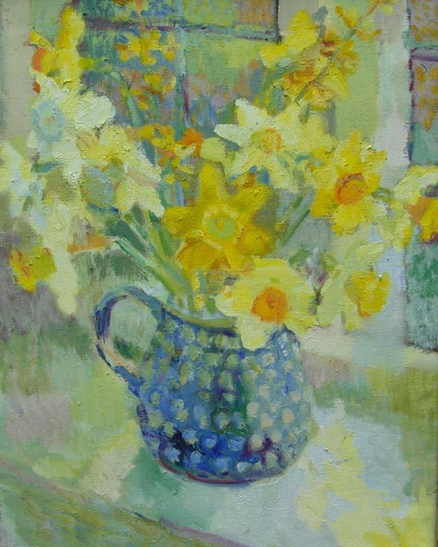 Daphne's Daffodil Cottage