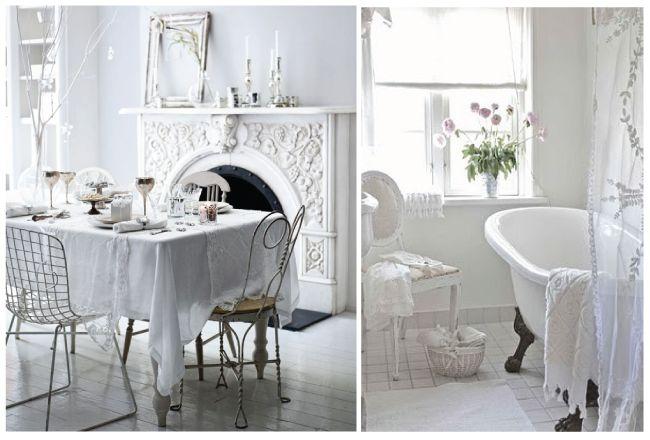 Design in white