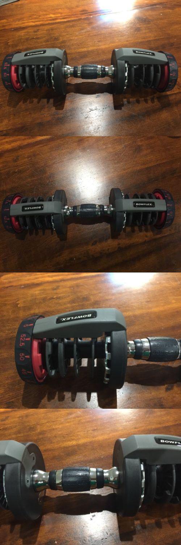 Dumbbells 137865: Bowflex Selecttech 552 Series 1 Dumbbell Handle - Original Part Oem New -> BUY IT NOW ONLY: $89.99 on eBay!