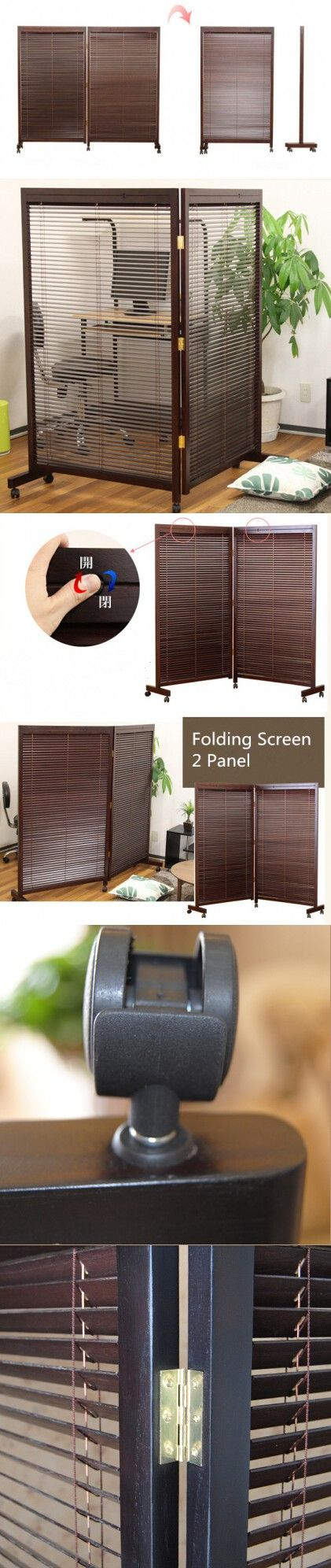 Page not found screenflex portable room iders - Japanese Folding Screen 2 Panel Wood Room Divider Home Decor Oriental Decorative Portable Asian Furniture