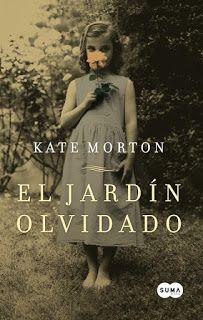 Read, you clever boy: El jardín olvidado  #reseña #opinión #Eljardínolvidado #novela #blogliterario #libros #blog