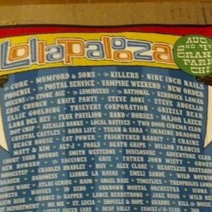 Lollapalooza 2013 Official Lineup: The Cure, NIN, Mumfords, Killers, More