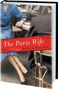The Paris Wife by Paula McLain. Read it and then watch the movie Midnight in Paris--many fun parallels.: Books Club, Movie Midnight, Book Clubs, Excel Books, Club Books, Books Media Mus