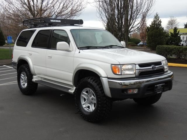 2001 Toyota 4runner 4x4 Diff Locks Timing Belt Replaced Lifted Photo 2 Portland Or 97217 4runner Toyota 4runner Toyota
