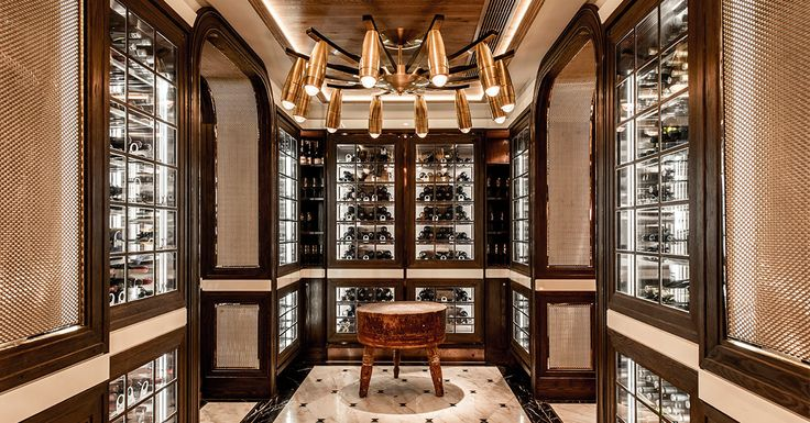 Bare Your Bottles & 7 best Wine Cellar Trends images on Pinterest | Wine cellars Cellar ...