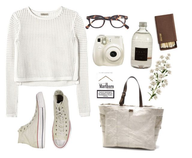 """""""Untitled #34"""" by nagy-bori on Polyvore featuring Rebecca Taylor, Converse, Culti and J.Crew"""