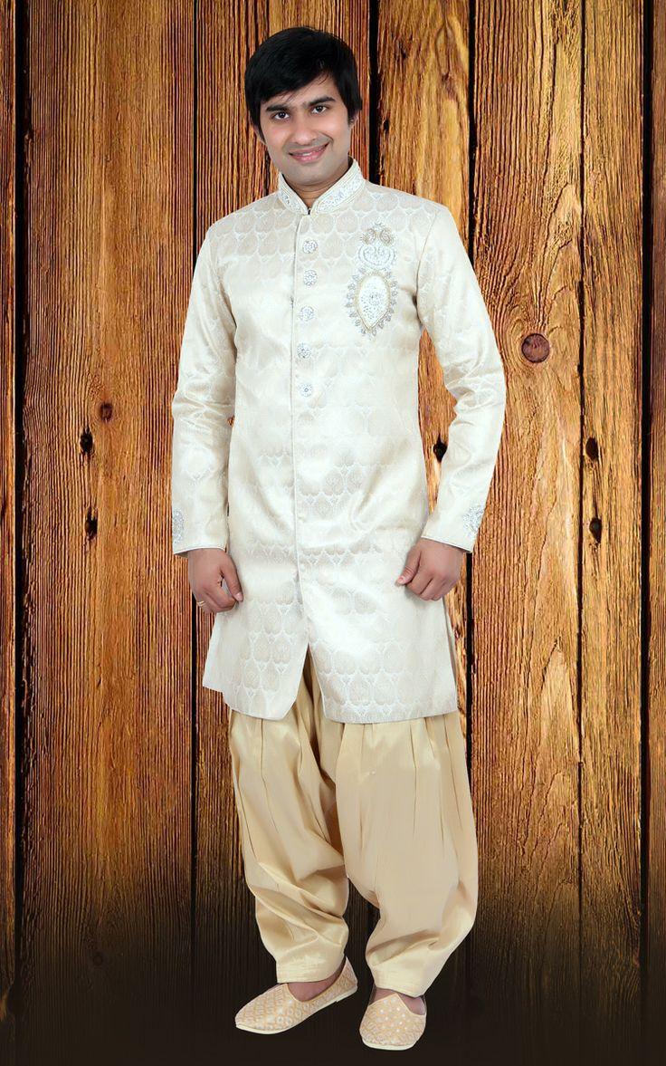 Pakistani Wedding Suits For Men - Unique Wedding Ideas