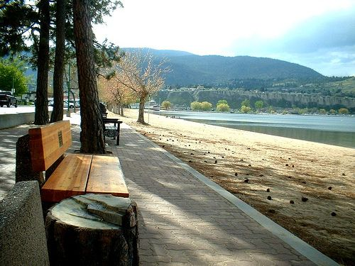 Penticton, BC, Canada is a beautiful example of what the Okanagan Valley has to offer.