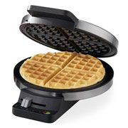 Better Breakfasts - Cuisinart Round Classic Waffle Maker
