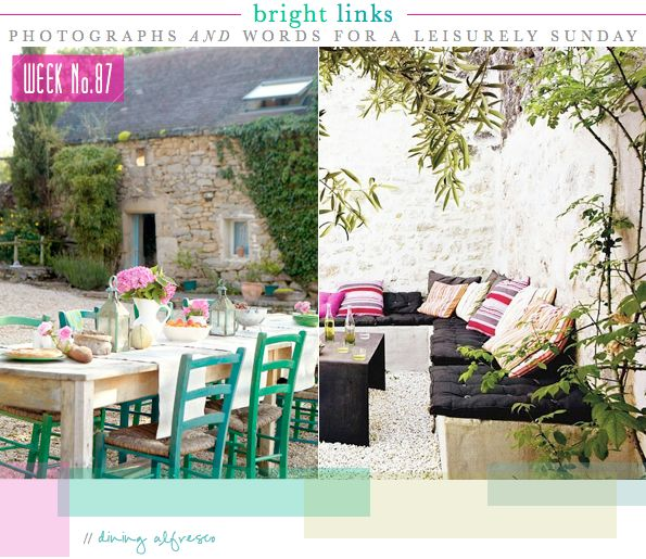 Bright.Bazaar.blogspot.co.uk: Gardens Seats, Bright Link, Outdoor, Bright Gardens, Gardens Dining, Bright Bazaars Blogspot Co Uk, Built, Aussies Winter, Alfresco Dining