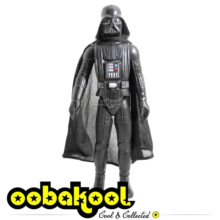 SHAZAAM! STAR WARS / DARTH... is on our shelves! Be first to check it out here http://oobakool.co.za/products/darth-vader-vintage-collection-1978-kenner-figure?utm_campaign=social_autopilot&utm_source=pin&utm_medium=pin #OobaKool