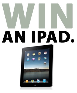 Yes, really! Rate a park at ParkVisitor.com and you'll be entered to win!  http://www.parkvisitor.com/rate-a-park/  #win #ipad #contest #parks