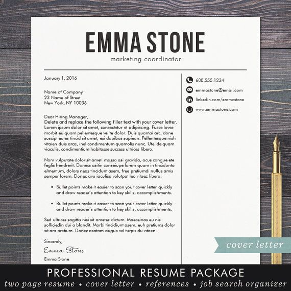 18 best Resumes that rock! images on Pinterest Resume templates - resumes that get noticed