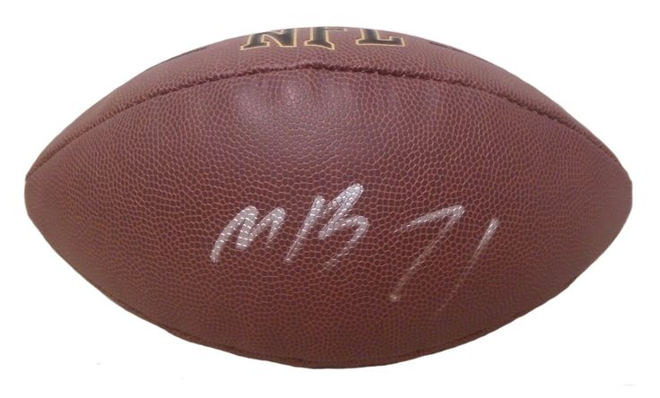 Malcolm Butler Autographed NFL Wilson Composite Football, Proof Photo. Malcolm Butler Signed NFL Football, New England Patriots, West Alabama Tigers, Proof  This is a brand-new Malcolm Butler autographed NFL Wilson composite football.  Malcolm signed the football in silver paint pen. Check out the photo of Malcolm signing for us. ** Proof photo is included for free with purchase. Please click on images to enlarge. Please browse our website for additional NFL & NCAA football autographed…