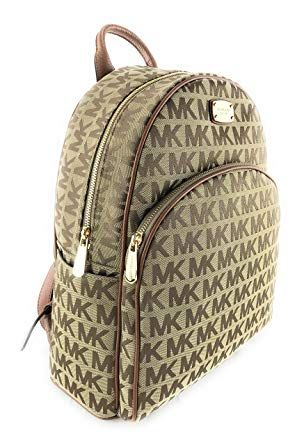 32e28b8f14e744 Michael Kors Abbey Large Jet Set Backpack Review | Backpacks in 2019 ...