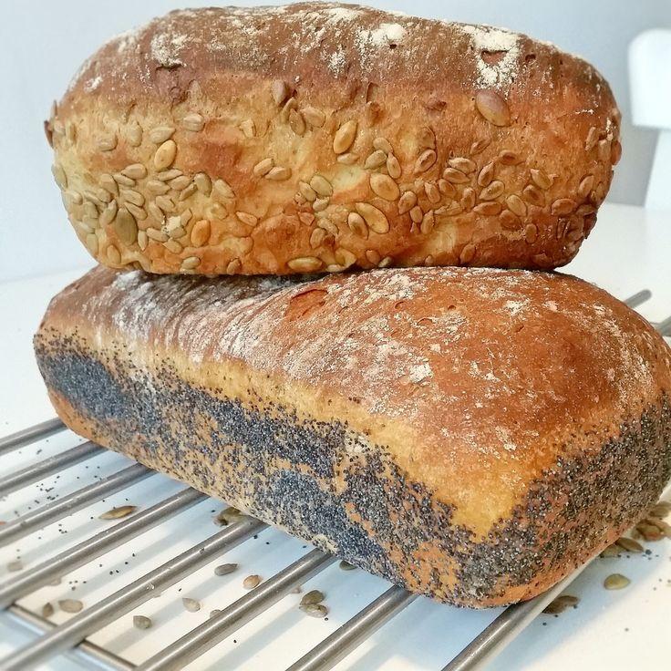 Morotsbröd med rågsikt - ZEINAS KITCHEN