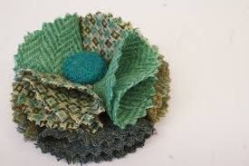 Image result for tweed corsage