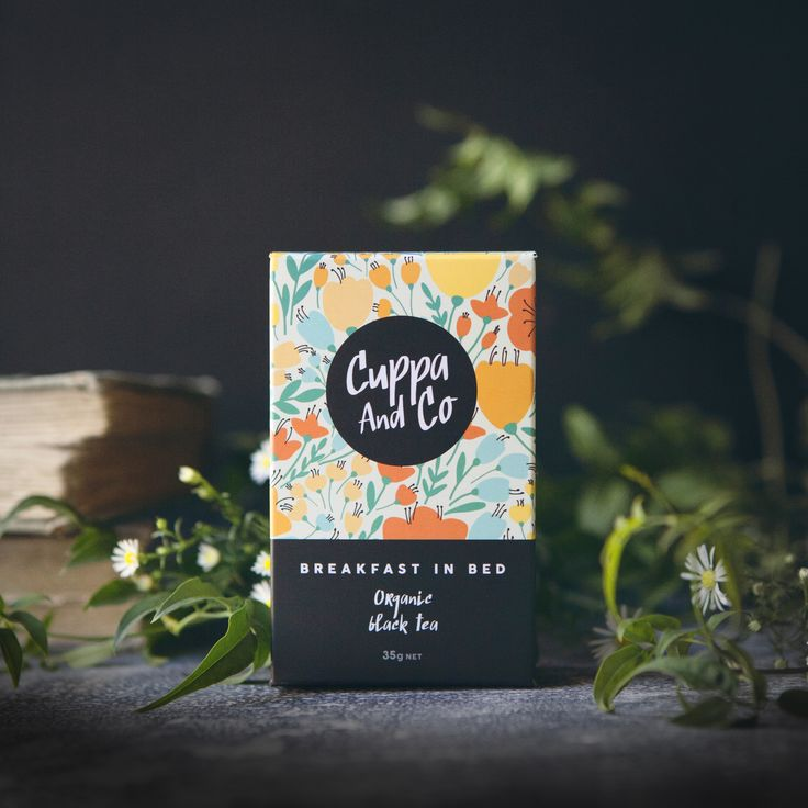 'Breakfast in Bed' loose leaf black tea by Cuppa and Co. theguideonline.com.au