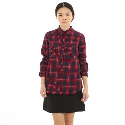 Pimkie.fr : On aime l'esprit preppy de la chemise à carreaux.