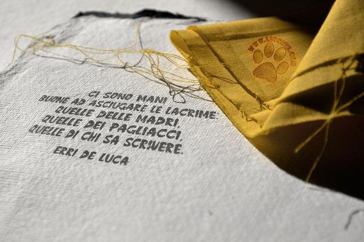 Erri De Luca - Ci sono mani ...