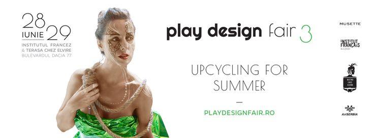 #PlayDesignFair | Summer 2014 edition