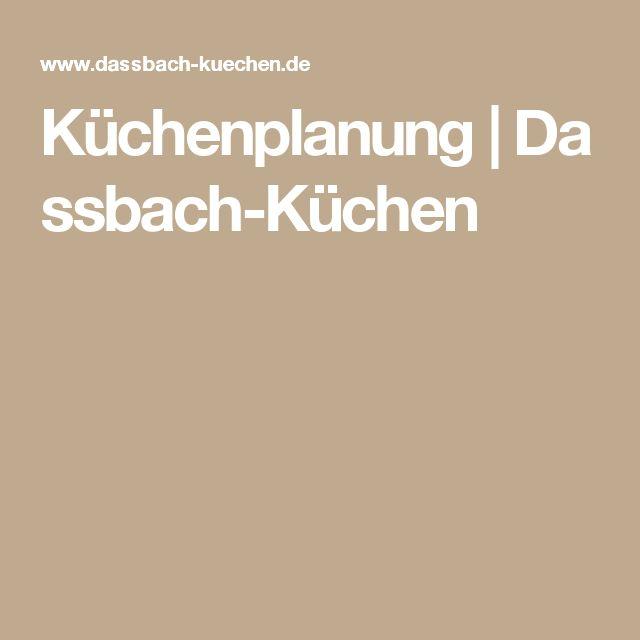 Nice K chenplanung Dassbach K chen