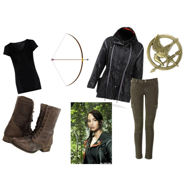 108 best hallween kids costume images on pinterest percy jackson katniss outfit created by beachygurl27 on polyvore solutioingenieria Gallery