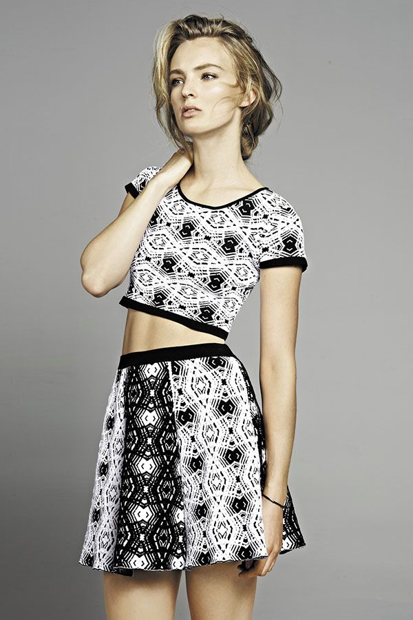 61c67eb36ed343 21 best Cropped Top images on Pinterest