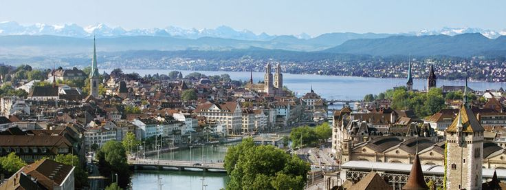 Cidade de Zurich, Suiça