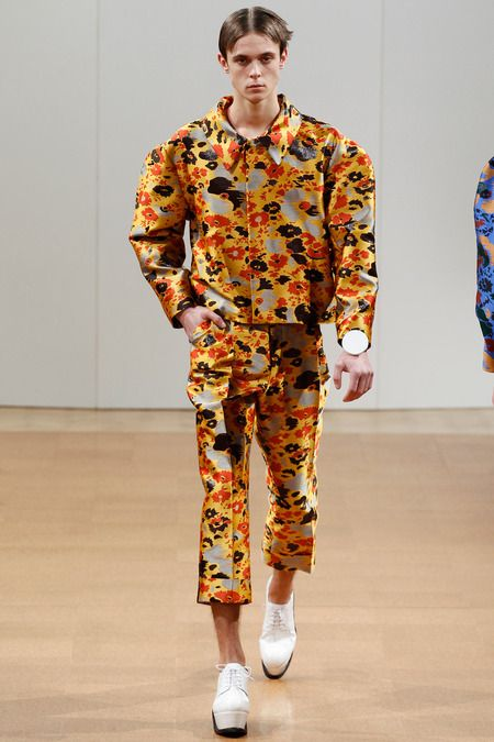Modeconnect.com - J.W. Anderson AW2014 at London Collections Menswear #LCM