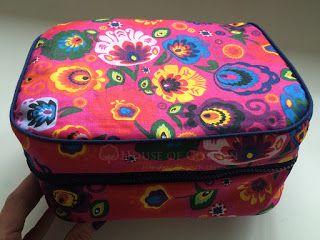 Blog sklepu House of Cotton: Zrób dziecku śniadaniówkę! / Lunchbox tutorial