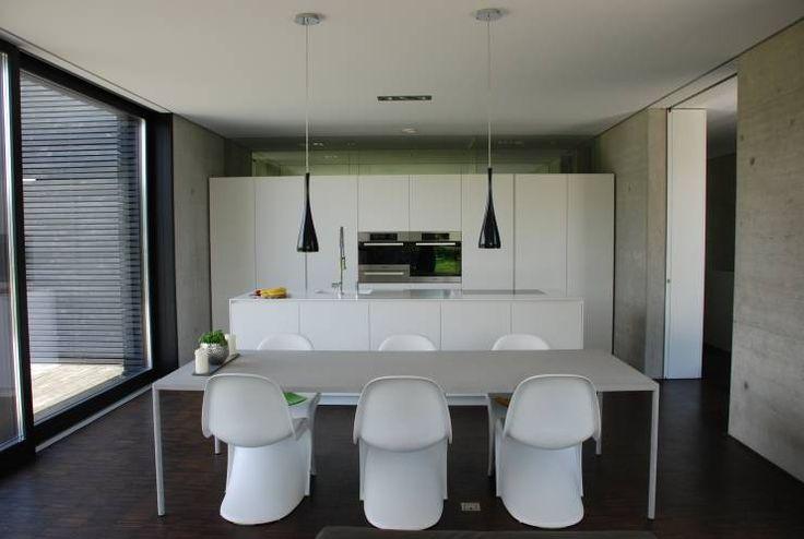 Cozinhas modernas por schroetter-lenzi Architekten