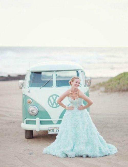 bodas en color mint