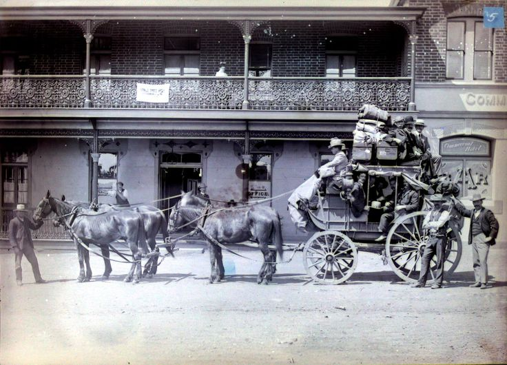 Old West Stagecoach | Little Reality: Stagecoaches in the Old West