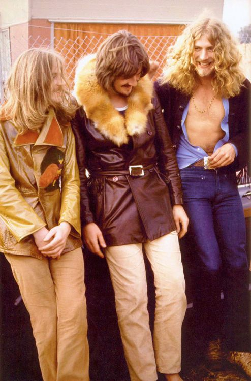 Men's Fashion in the 70's