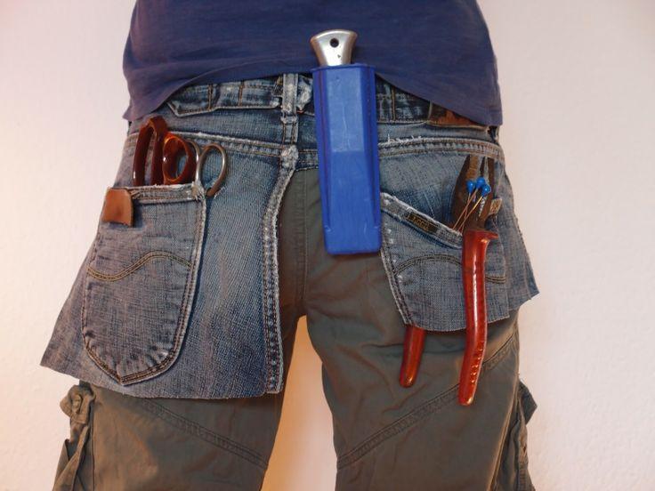 Hosen zu Werkzeuggürteln