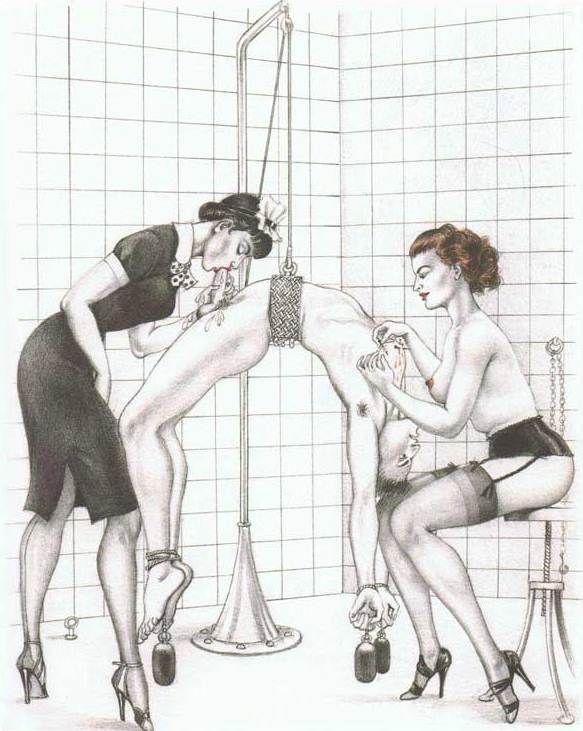 Hairy mature handjob