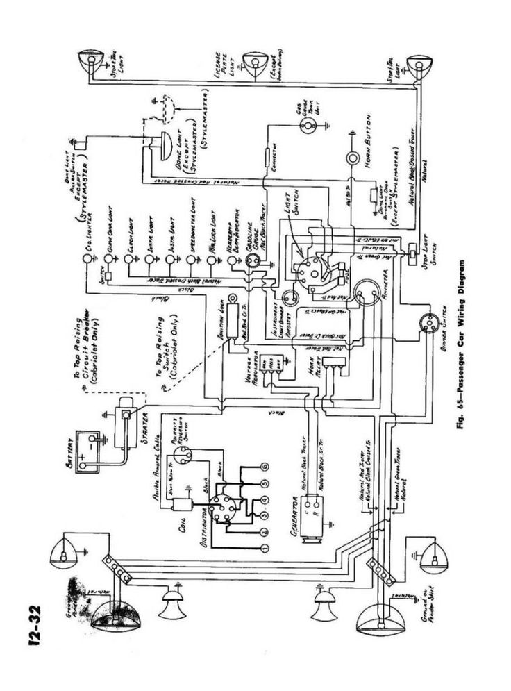Wiring Diagram Symbols Automotive Electrical Automotive