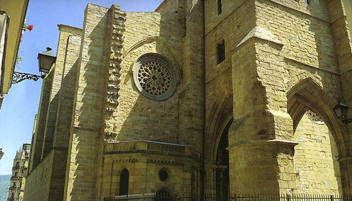 San Vicente Church #SanSebastian #Architecture #Euskadi