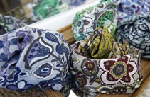 wool scarves Dal MONDO Collection
