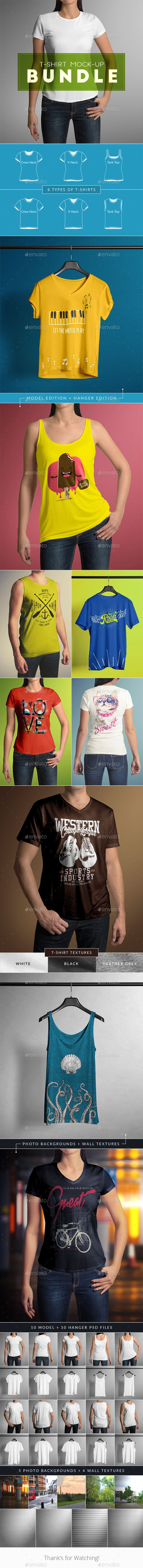 T shirt design jonesboro ar - T Shirt Mock Up Bundle