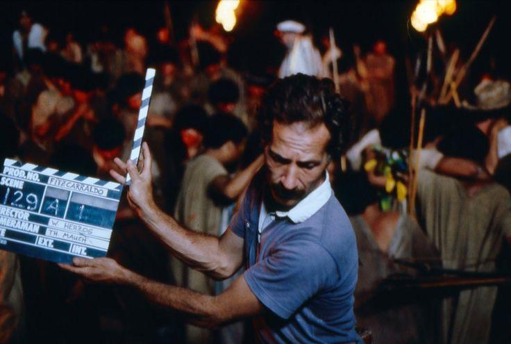 On location with Werner Herzog | BFI