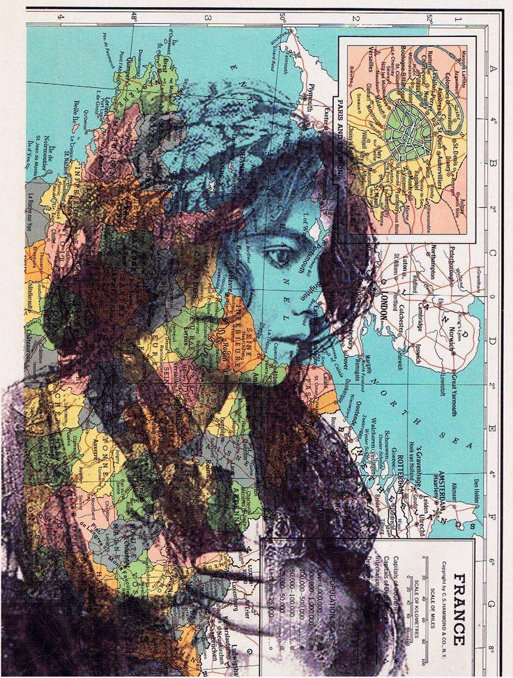 Jackie Bissett - haunt+map+blue.jpg (1211×1600)