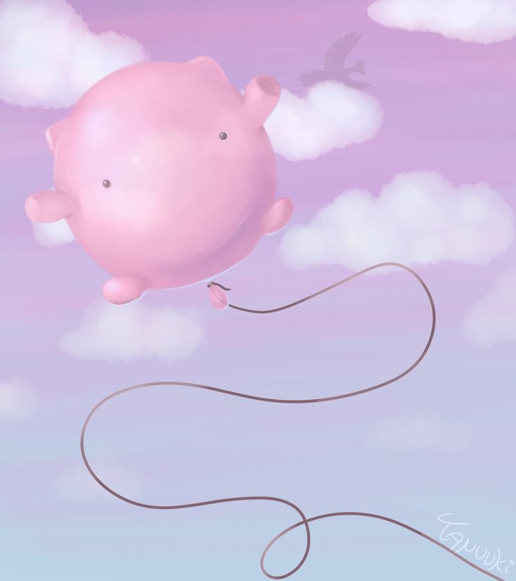 Mew balloon~ click the image to see more of my work :3