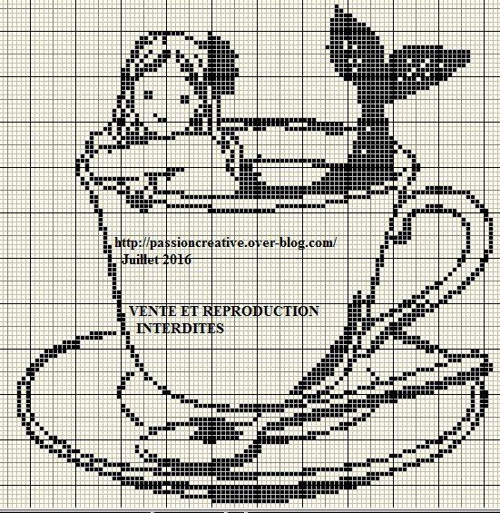 Bonjour, Allez dernier jour de travail avant le week end. Pour une fois, la semaine est passée vite. J'espère que cela sera le cas pour cette journée. Attention si vous prenez un café, un thé ou un chocolat qu'une sirène ne se baigne pas dans votre tasse......