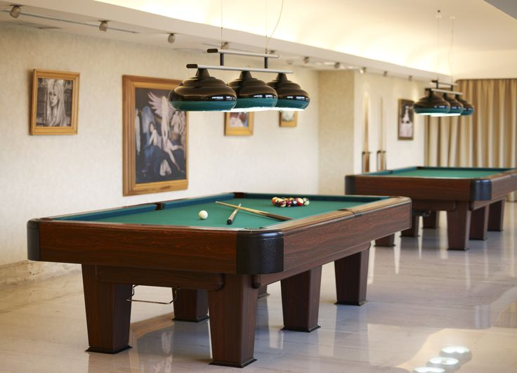 Esperos Palace is filled with a series of installations that fill the days of your vacation with interesting activities.In the lobby of the hotel you can spend your time playing billiards.