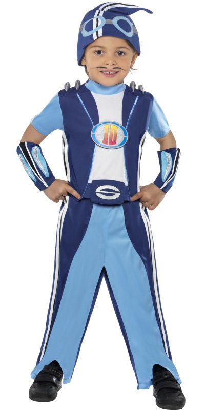 Lazy Town Sportacus Costume